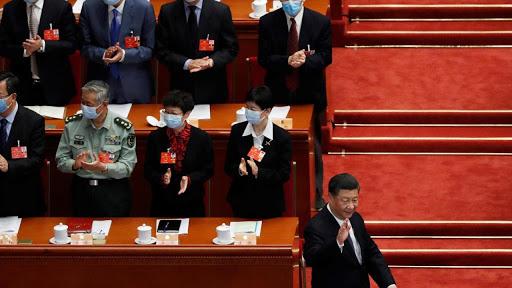 Assemblée nationale populaire Bejing